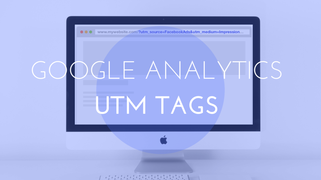 Google Analytics UTM Tags Titelbild